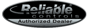 Kerr Controls Inc. is an authorized installation contractor for Reliable Controls.