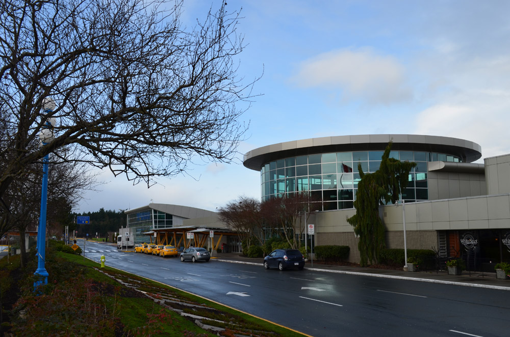 Victoria International Airport YYJ