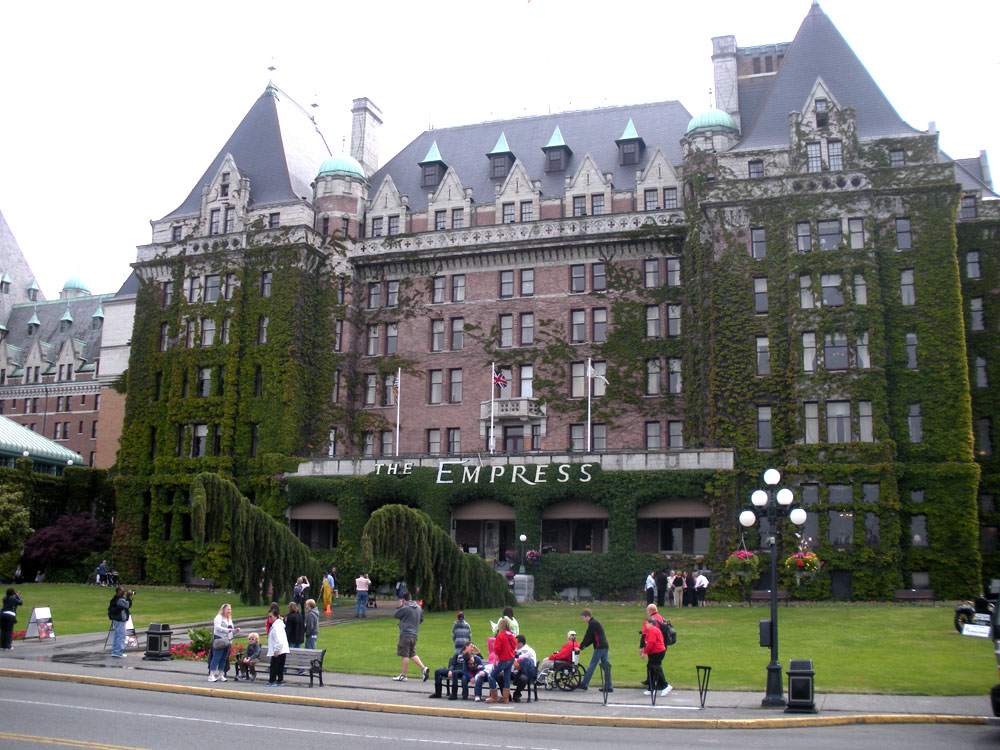Empress Hotel Energy Savings Retrofit